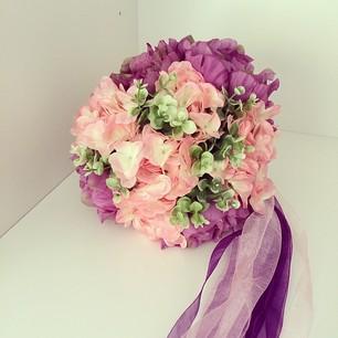 Papierblumen-Blumenstrauß aus Papier