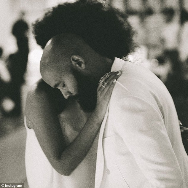 Solange Knowles und Alan Ferguson Hochzeit