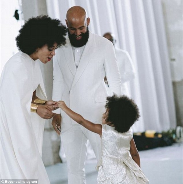 Solange Knowles and Alan Ferguson marry in New Orieans