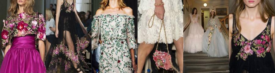 Der Trend des Abendkleid in Frühling/ Sommer in 2015