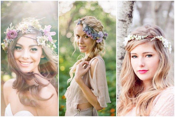 Blumenkranz Fur Hochzeit Persunkleid