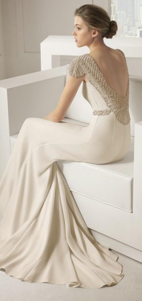Sexy Brautkledier mit Ärmel