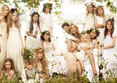 Brautjungfernkleider und Blumenmädchenkleider