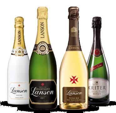 Champagner Flässche