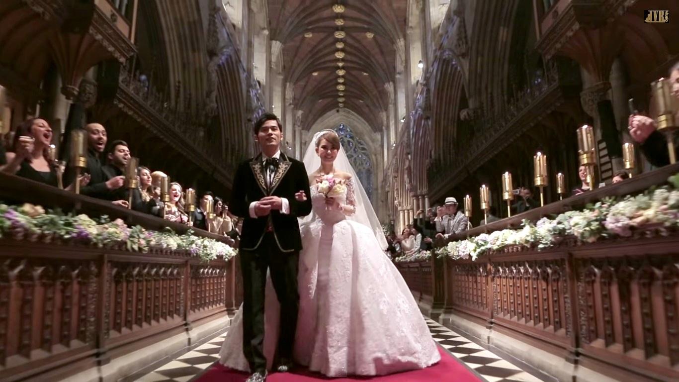 Hochzeit des Jay