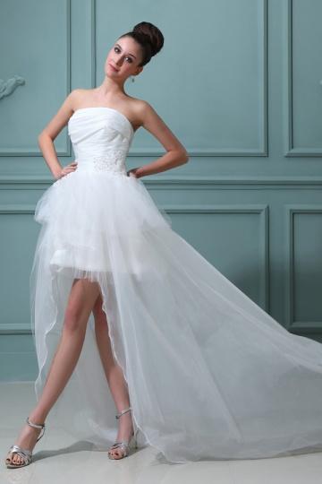 Schönes kurzes Brautkleider