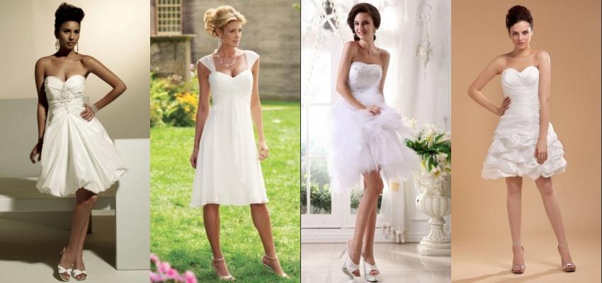 Kurze Brautkleider für Hochzeit 2015 | Persunkleid