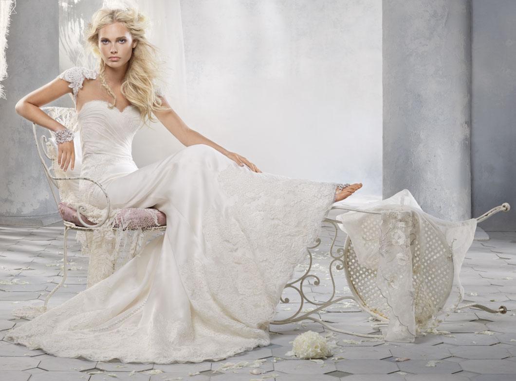 Wedding Dresses For 40: Hochzeitskleider Nach Stoff Auswählen
