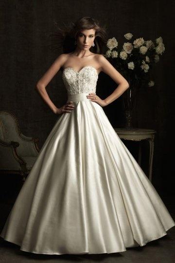 Elegantes Sweetheart Brautkleider 2015 Online