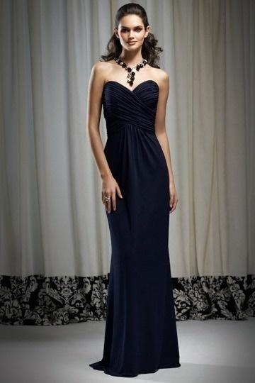 Schönes Langes Schwarzes Abendkleider