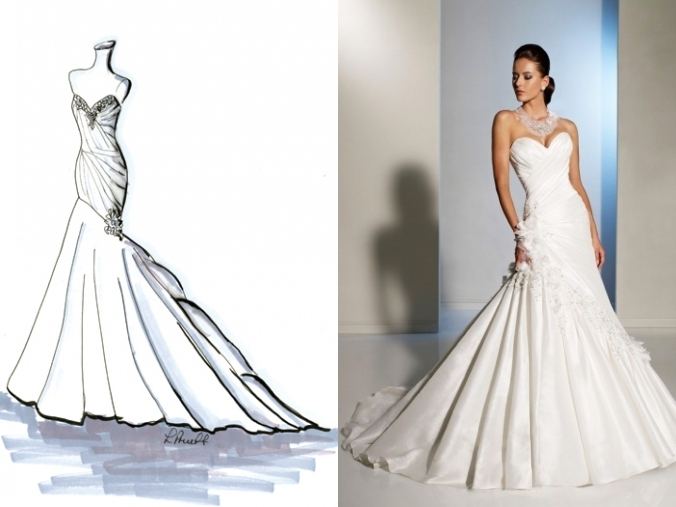 Der Form des Brautkleider-Die Beste für Sie zu wählen | Persunkleid