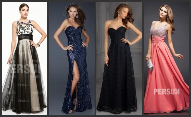 Schöne Abendkleider Online Shop