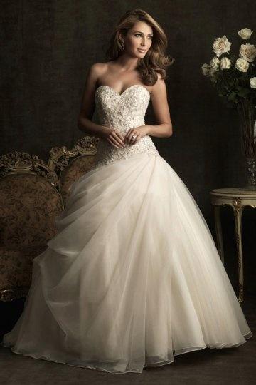 Ausschnitt des Brautkleider-Das Beste Brautkleider für Sie | Persunkleid