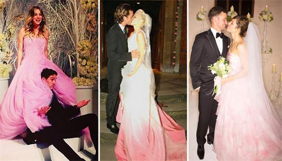 celebrity_pink_wedding_dresses