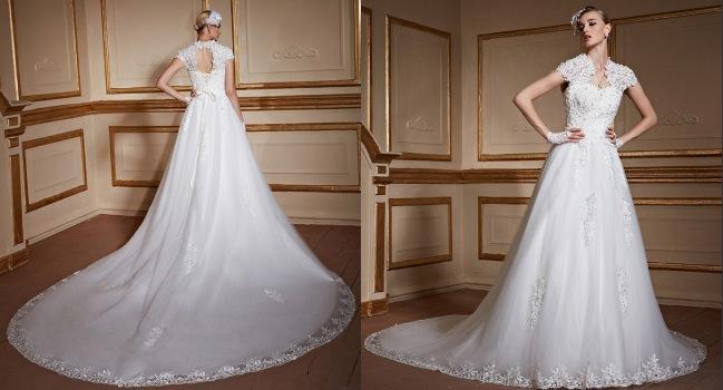 Luxus Prinzessin Weiß Brautkleider-Persunkelid.de