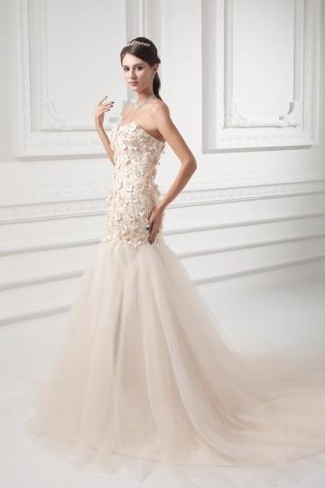 Traum der Braut-Prinzessin zu werden | Persunkleid