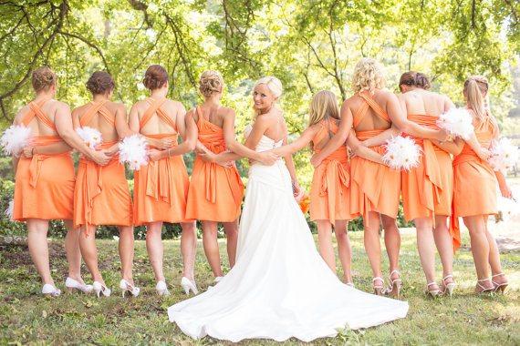 Hochzeit Tipps-Die Farbe des Brautjungfernkleid in 2016 | Persunkleid