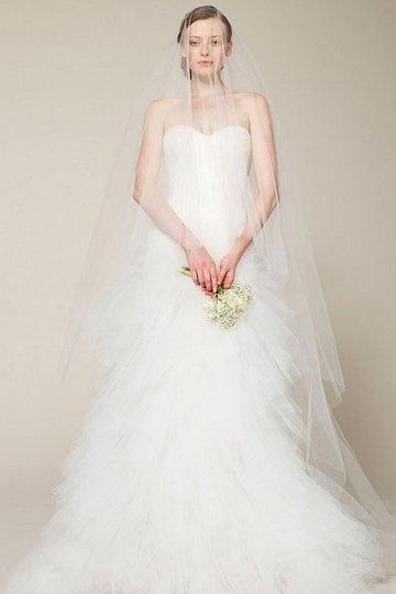 Schleier der Braut