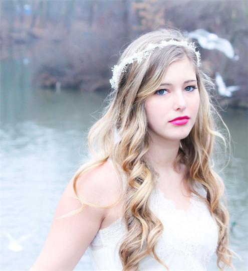 Braut Kopfbedeckung