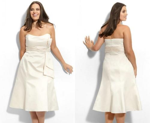 Schön Kleider für Mollige Online-persunkleid