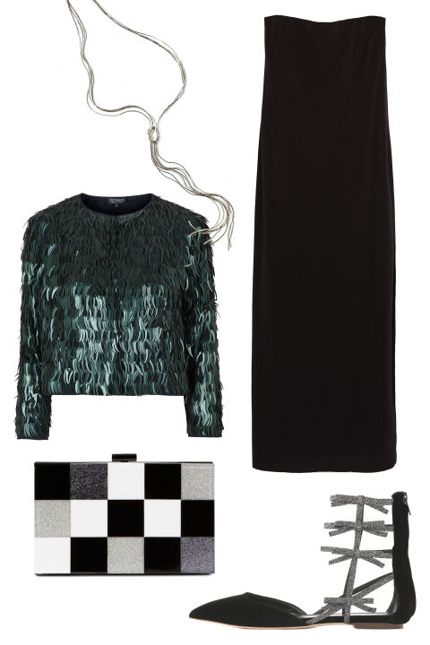 LBD-Kleines schwarzes Kleid