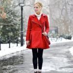 Roter Mantel