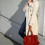 Schöne Tasche In Rot