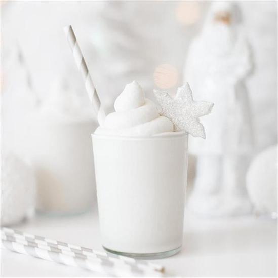 Snowy Milkshake