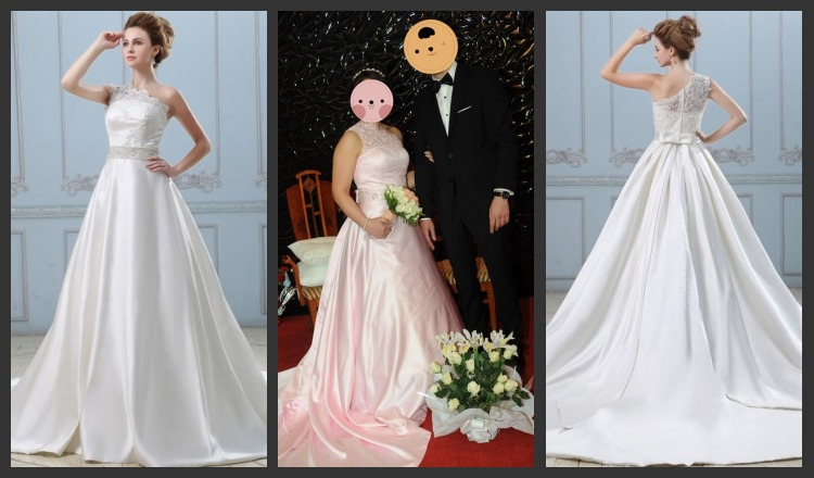 Hochzeit Brautkleid Online