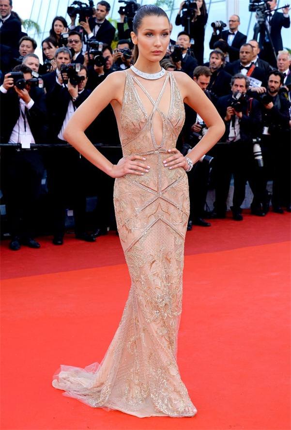 Cannes Film Festivel 2016: Die Schöne Mode | Persunkleid