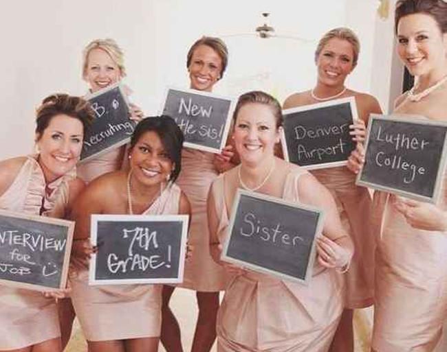 Hochzeit-Schuss-Zeichen