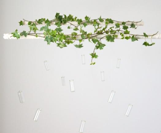 Hochzeit-Blumen-Dekor-DIY