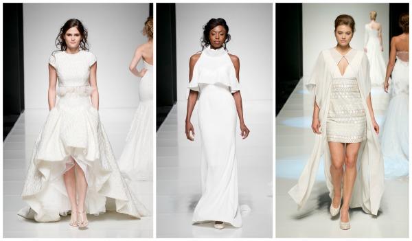 Hochzeitskleid-Kurz