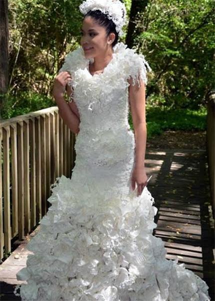 Meerjungfrau-Brautkleid-Tp