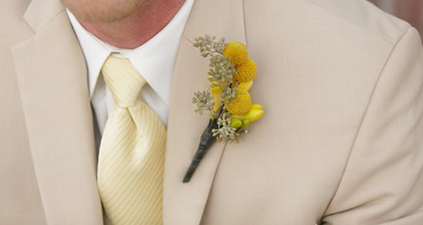 Hochzeit-Gelb