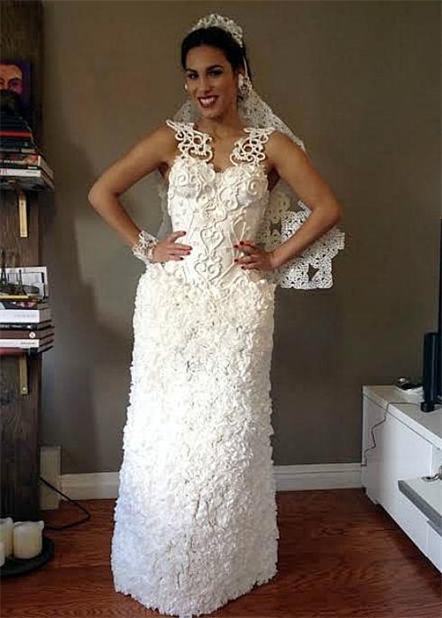 TP-Hochzeitskleid