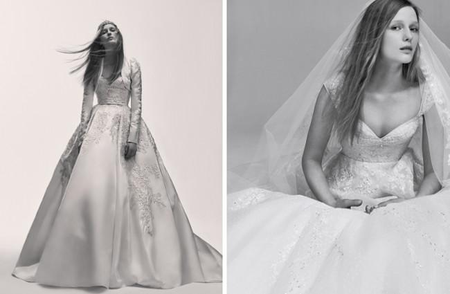 Elegant-Brautkleid