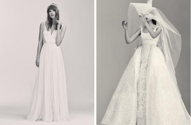 Luxus-Hochzeitskleid
