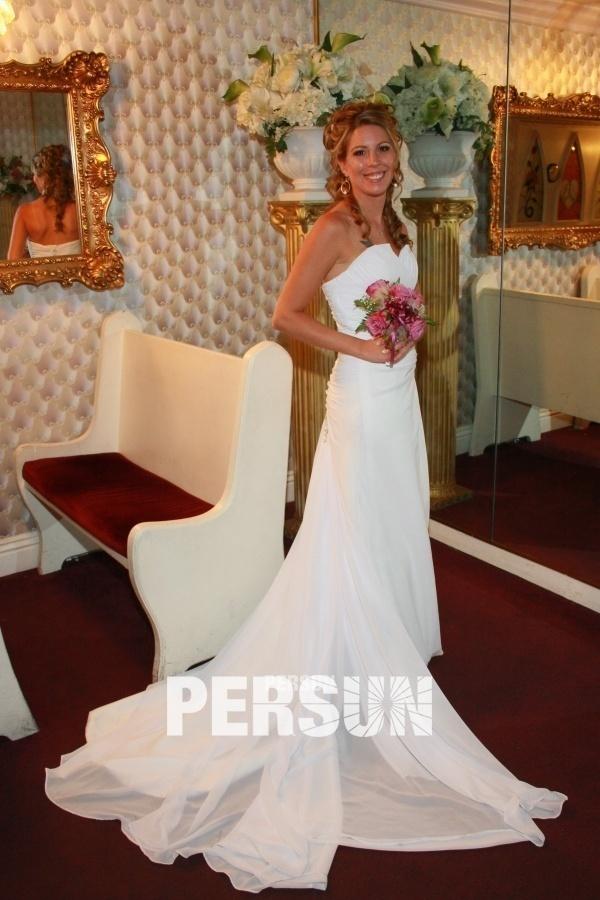 Brautkleid Strand|Günstige Strand Hochzeitskleider Sale - PERSUN